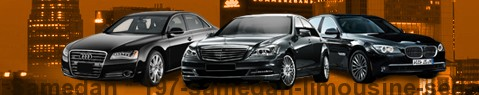 Limousine Samedan | car with driver