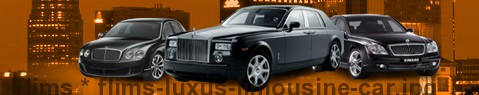 Luxury limousine Flims