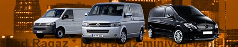 Minivan Bad Ragaz | hire