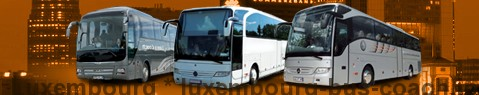 Coach (Autobus) Luxembourg | hire