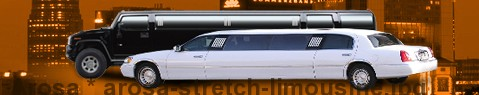 Stretch Limousine Arosa | limos hire | limo service