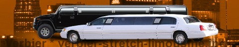Stretch Limousine Verbier | limos hire | limo service