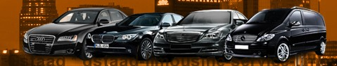 Limousine Service Gstaad | Car Service | Chauffeur Drive