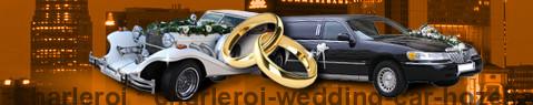 Voiture de mariage Charleroi | Limousine de mariage