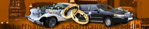 Wedding Cars Schaffhausen | Wedding limousine