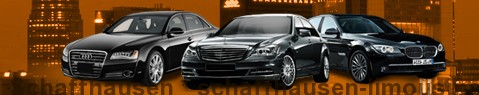 Limousine Schaffhausen | car with driver