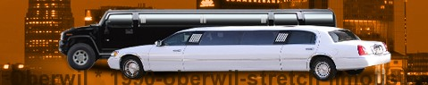 Stretch Limousine Oberwil | limos hire | limo service