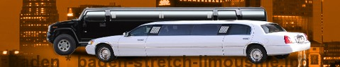 Stretch Limousine Baden | limos hire | limo service