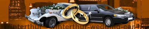 Wedding Cars Winterthur | Wedding limousine