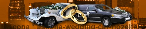 Wedding Cars Ascona | Wedding limousine